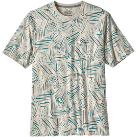 Patagonia Squeaky Clean Pocket - T-shirt manches courtes Homme - beige